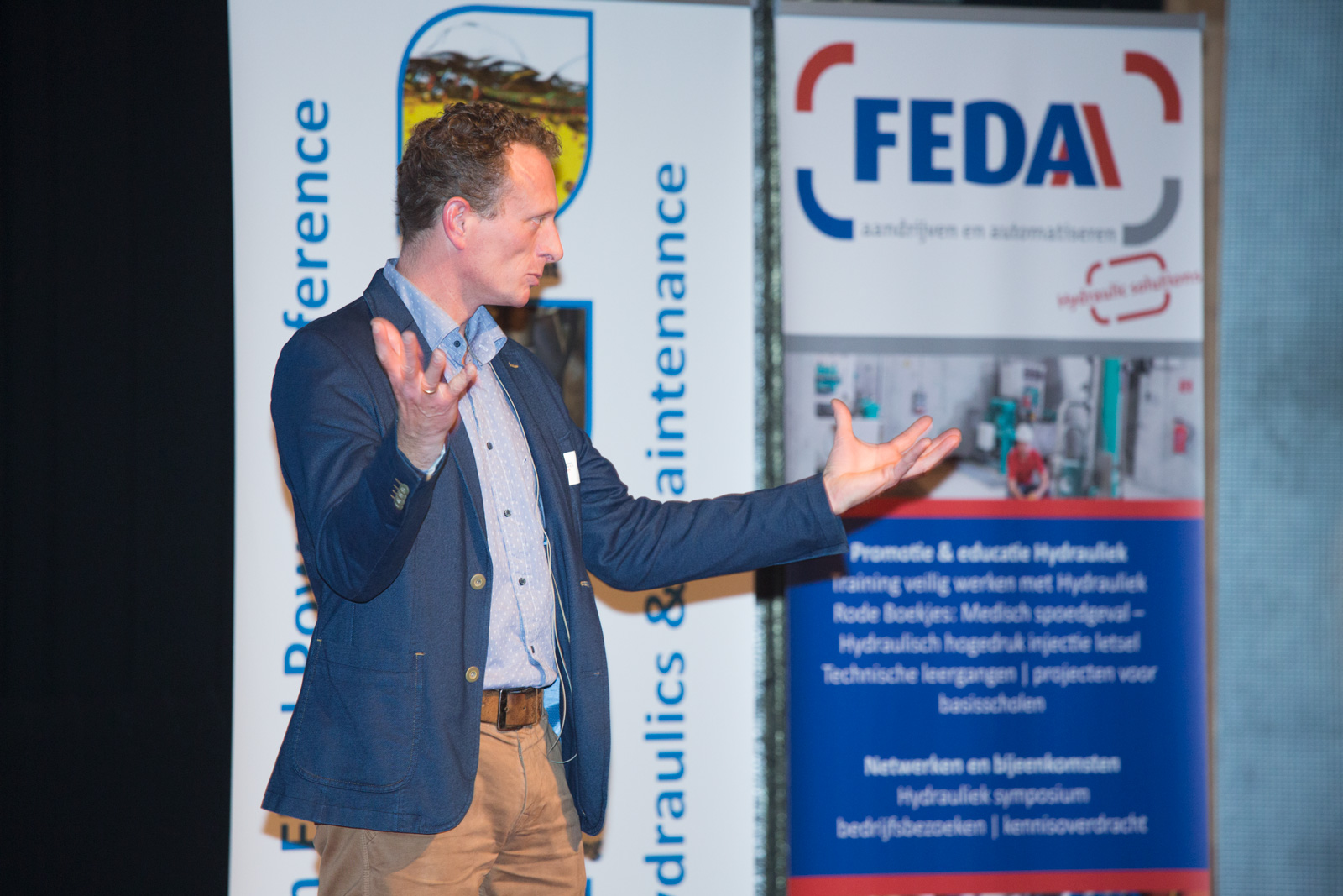 Evenement: Dutch Fluid Power Conference II