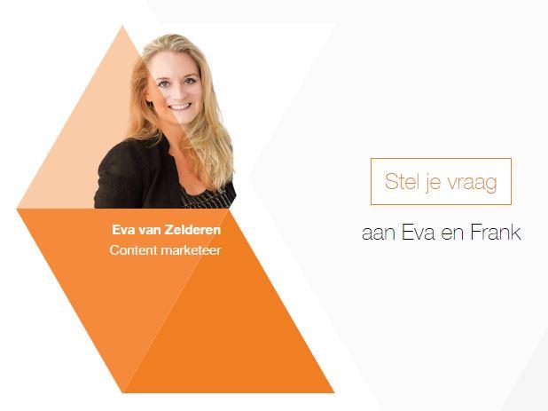Zakelijke portretten: Profielfoto Eva van Zelderen Lead Today