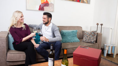 Homepage foto wijn Provinto